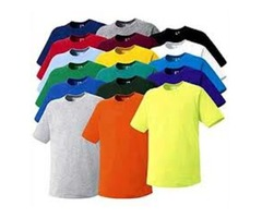 SUPPLY & PRINTING OF T-SHIRTS ( FREE DELIVERIES )