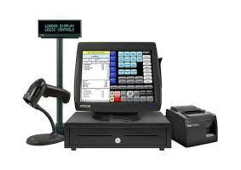 complete point of sale setup with hardware and training