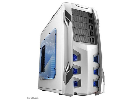 Raidmax Vampire Winterfall Full Tower Gaming Computer Chassis
