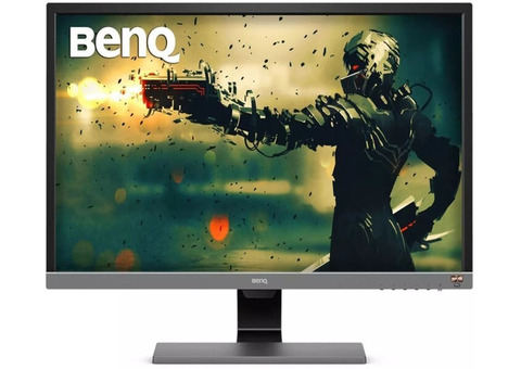 28 inch 4K Monitor BenQ EL2870U for Gaming {1ms Response Time, FreeSync, HDR, eye-care, speakers}