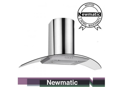 Newmatic H77.9P Kitchen Chimney Hood