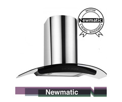 Newmatic H76.9S Kitchen Chimney Hood