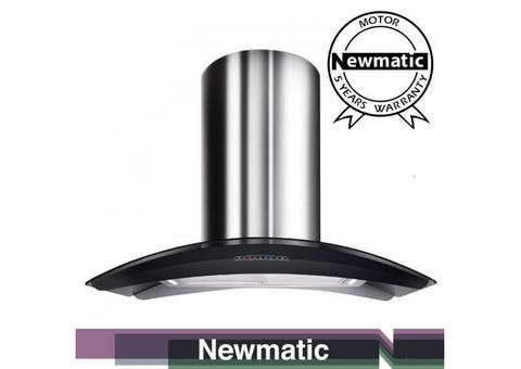 Newmatic H97.9S Island Chimney Hood