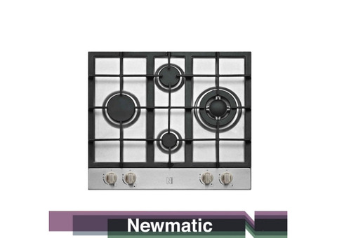 Newmatic PM640STX Built in Cooker Hob