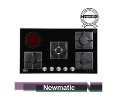 Newmatic PM941VSTGB Built in Cooker Hob