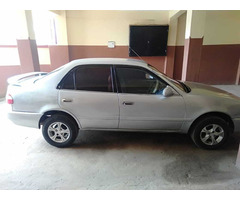 Toyota Corolla 110