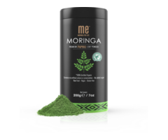Organic Moringa Oleifera Leaf Powder