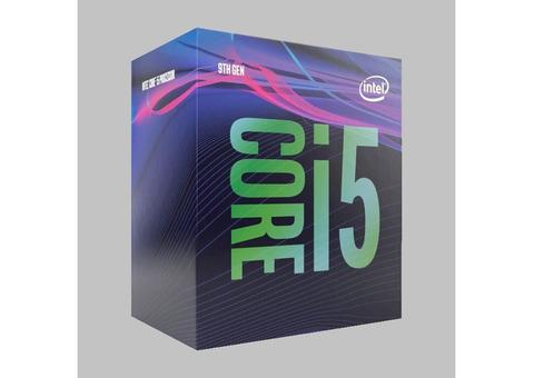 Intel Hexa Core i5 9400F upto 4.1GHz 9th gen boxed Processor for desktop