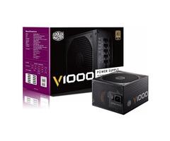 V1000 Cooler Master 1000W 80 PLUS GOLD Full Modular Gaming Power Supply