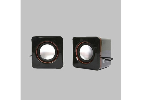 SMALL USB SPEAKERS FOR DESKTOP AND LAPTOP COMPUTERS