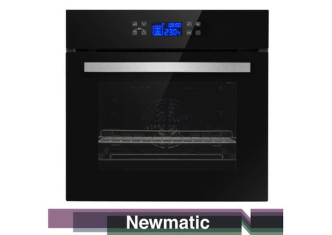 Newmatic FM612T Built in Multifunction Oven