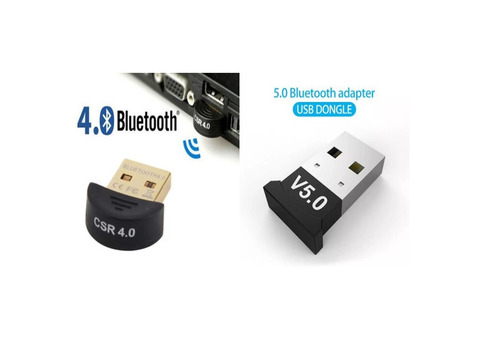 New Bluetooth adapters