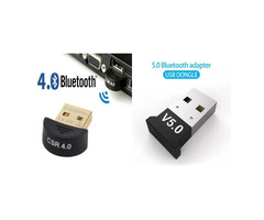 New Bluetooth adapters