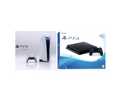 Brand new PlayStation Consoles