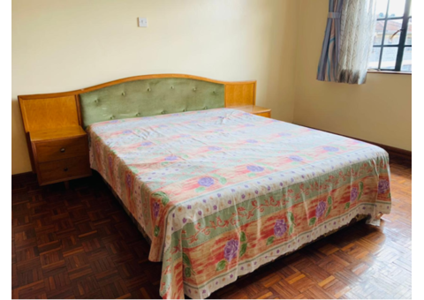 High quality wooden beds