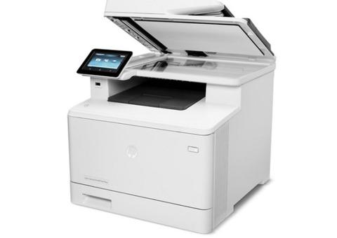 Buy HP Color LaserJet Pro MFP M477fdw Printer