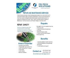 Advanced Electronics Repair and maintenance