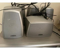 Home Theater system with 5 speakers