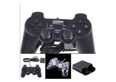 Brand New Gamepads and Racing Wheels