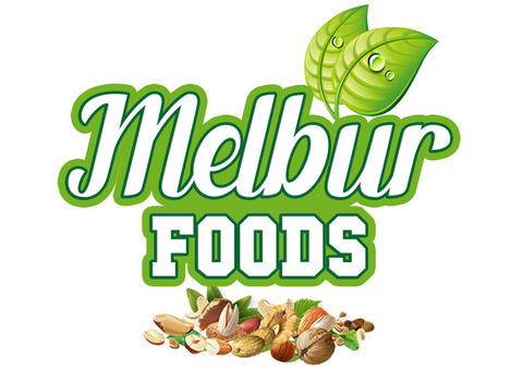 Raw Nuts, Flours, Dried Fruit, Powders and Edible Seeds from Melbur Foods