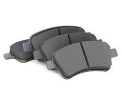 Genuine quality brake pads