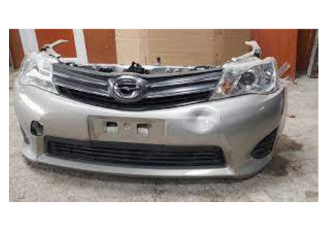 Motor Vehicle Nose cut