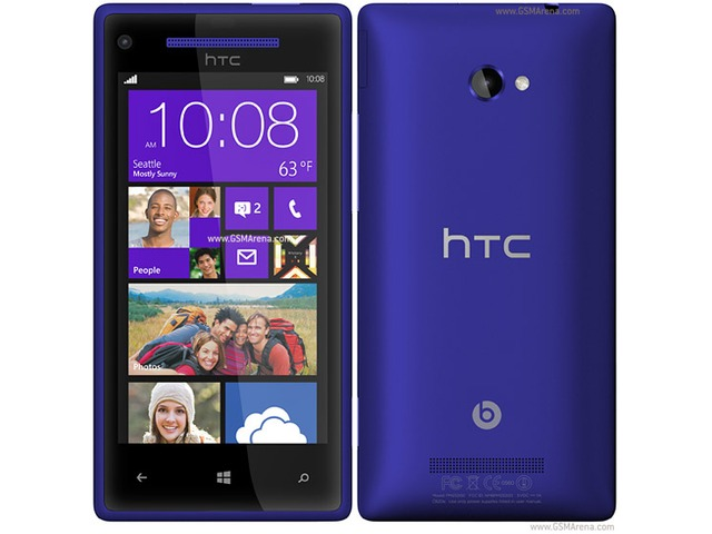 Buy Barely Used Htc Windows Phone 8x Unlocked For