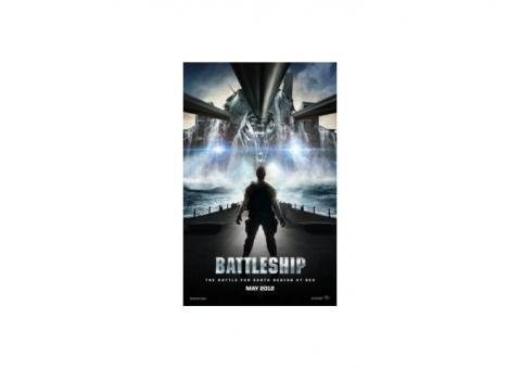 Battle Ship Movie DVD