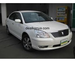 toyota premio 2004 you can get at only sh. 700k. by Queeak Advertising