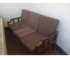 Sofa set looking for a good home, in excellent condition