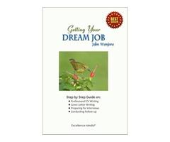 Professional CV Writing Guide Book for Kenya by John