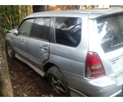 Subaru Forester XT (Salvage)