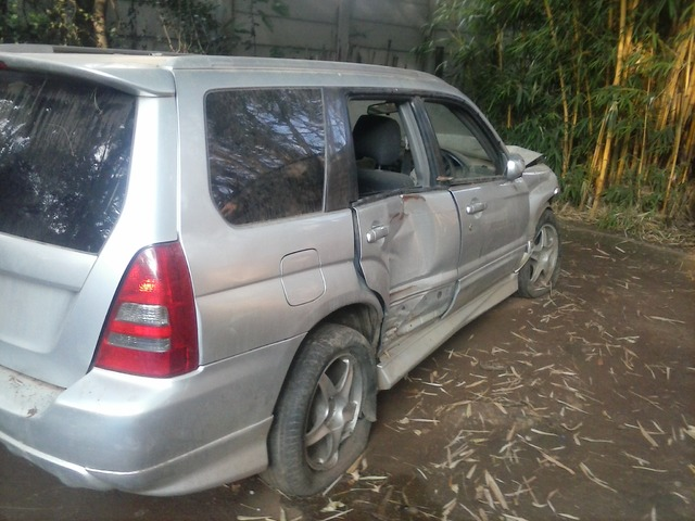 Subaru Forester Xt Salvage Nairobi Deals In Kenya