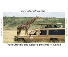 Exciting Travel Offers In Kenya