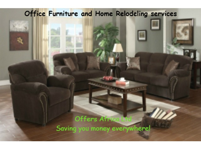 Shop online to get the best furniture offers in kenya for Best place for furniture deals