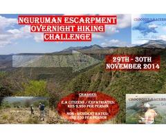 Nguruman Escarpment Overnight Hiking