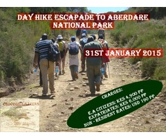Day Hike To Aberdare