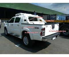 Toyota hilux exporter