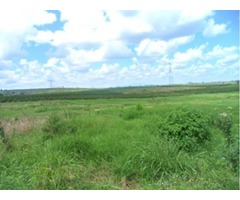 Plot of land for sale off the Thika - Garissa highway.