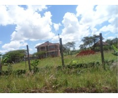 Ruiru Developed Residential Area Titled Plot