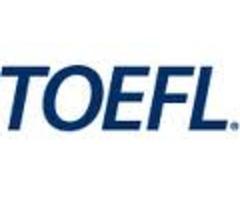 Register for the TOEFLs