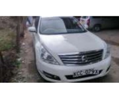 2008 mint clean nissan teana excellent drive