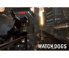 Watch Dogs Computer Game.