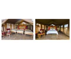 Jamhuri Weekend @ Sentrim Camp Amboseli National Park 2 Nights 3 Days 11th - 13th December 2015