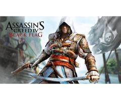 Assassins Creed 4 Blackflag Computer Game.