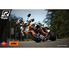 Ride 2015 Computer Game.