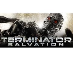 Terminator salvation Computer Game.