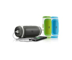 JY-3 MiNi Hi-Fi Bluetooth Speaker with MicroSD, USB, AUX and FM Radio