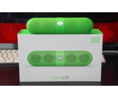Original Beats by Dre Pill Limited Edition Portable Bluetooth Speaker