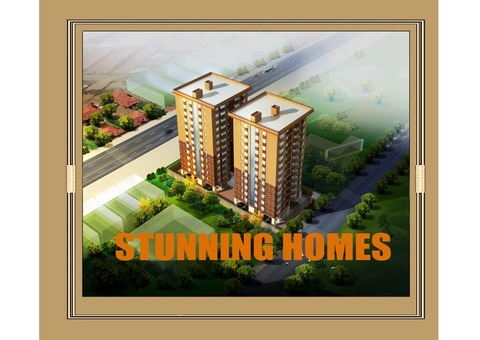 3 & 2 Bedrooms with SQ and 2 Bedrooms without SQ